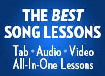 The Best Song Lessons