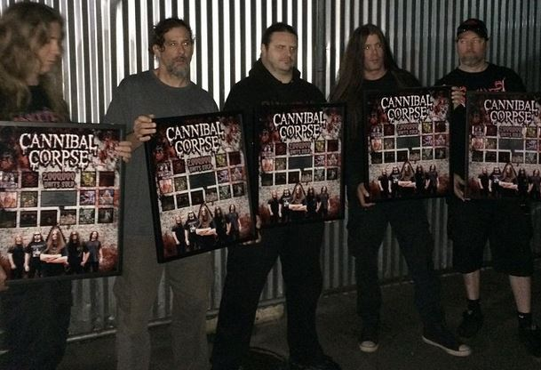 Cannibal Corpse - Monsters Of Rock (The Very Best Of Metal)