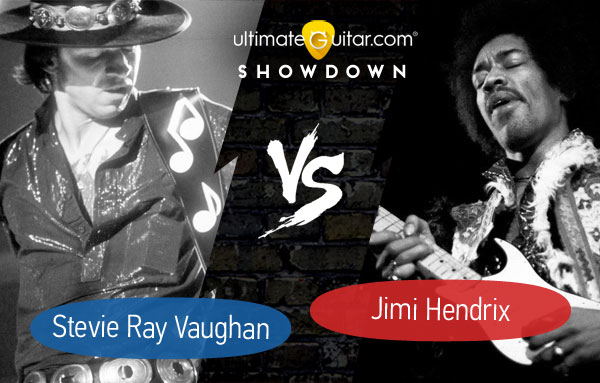 stevie ray vs jimi In fact, i was a little upset the first time i heard stevie ray vaughan, because i thought he was copping jimi too much it wasn't until later, when i heard everything else stevie was doing, that i realized he had his own thing happening and he was a great musician through the years, my influences became.