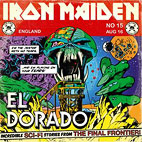iron maiden: El Dorado - Single