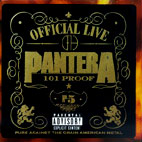 pantera: Official Live : 101 Proof