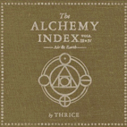 thrice: The Alchemy Index, Vols. 3 & 4: Air & Earth