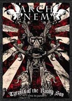 arch enemy: Tyrants Of The Rising Sun