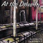at the drive-in: Acrobatic Tenement