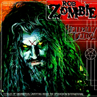 rob zombie: Hellbilly Deluxe