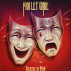 motley crue: Theater of Pain