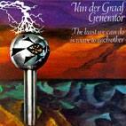 van der graaf generator: The Least We Can Do Is Wave To Each Other