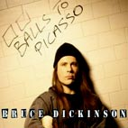 bruce dickinson: Balls To Picasso