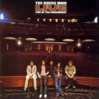 The Guess Who: Live At The Paramount