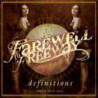Farewell To Freeway: Definitions