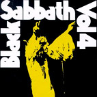 black sabbath: Black Sabbath, Vol. 4