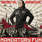 weird al yankovic: Mandatory Fun