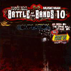 various artists: Ernie Ball Battle Of The Bands, Vol. 10