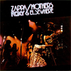 frank zappa: Roxy & Elsewhere