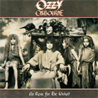 ozzy osbourne: No Rest For The Wicked