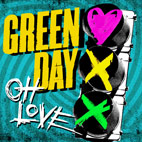 green day: Oh Love [Single]