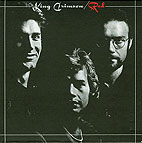king crimson: Red