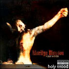 marilyn manson: Holy Wood (In The Shadow Of The Valley Of Death)