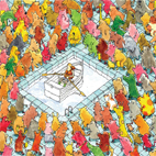 dance gavin dance: Happiness