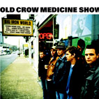 old crow medicine show: Big Iron World