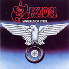 saxon: Wheels Of Steel
