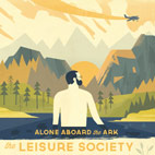 the leisure society: Alone Aboard the Ark