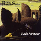 black widow: Return to the Sabbat