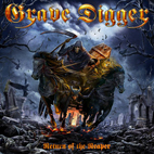 grave digger: Return Of The Reaper