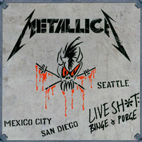 metallica: Live Shit: Binge And Purge