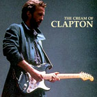 eric clapton: The Cream Of Clapton