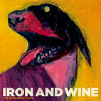 iron and wine: The Shepherd's Dog
