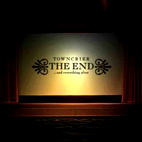 Towncrier: The End And Everything After