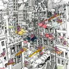 dance gavin dance: Downtown Battle Mountain II