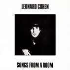leonard cohen: Songs From A Room