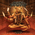 cattle decapitation: Karma.Bloody.Karma