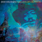 jimi hendrix: Valleys Of Neptune
