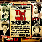 who: Then And Now: 1964-2004