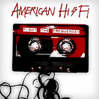 american hi-fi: Fight The Frequency
