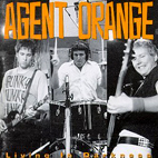 agent orange: Living In Darkness