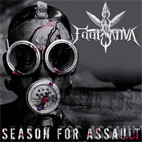 8 foot sativa: Season For Assault