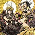 baroness: Yellow & Green