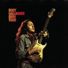 rory gallagher: Irish Tour