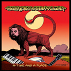 emerson lake and palmer: A Time And A Place