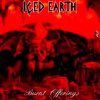 iced earth: Burnt Offerings