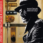 tony macalpine: Maximum Security