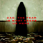 zao: The Fear Is What Keeps Us Here