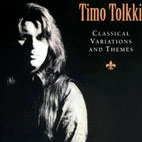 timo tolkki: Classical Variations And Themes