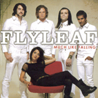 flyleaf: Much Like Falling [EP]