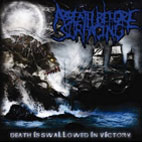 A Breath Before Surfacing: Death Is Swallowed In Victory