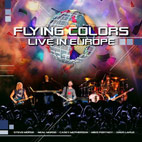 Flying Colors: Live In Europe